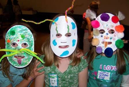 Kid masks sm