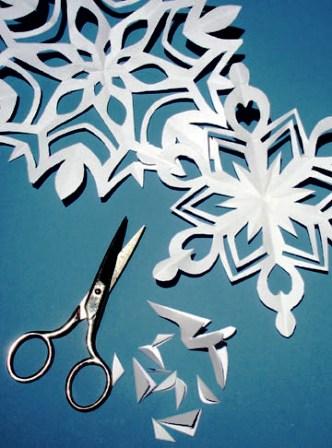 Snowflakes sm