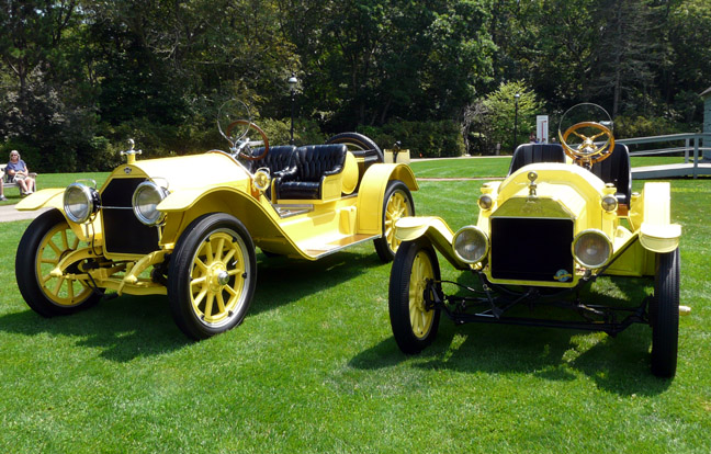 Stutz kit car sm
