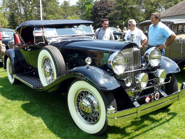 1931 Packard sm