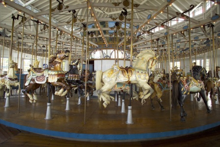 Lighthouse Point Carousel